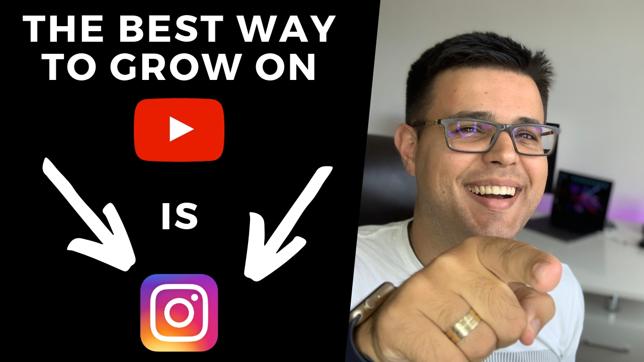 youtube growth is instagram